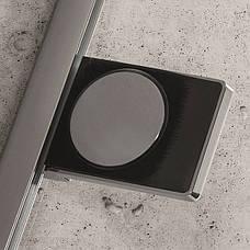 Фронтальна частина душової кабіни Radaway Euphoria Walk-in W3 120 (383134-01-01), фото 2