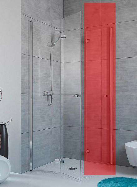 Ліва частина душової кабіни Radaway Fuenta New KDD-B 100 (384072-01-01L)