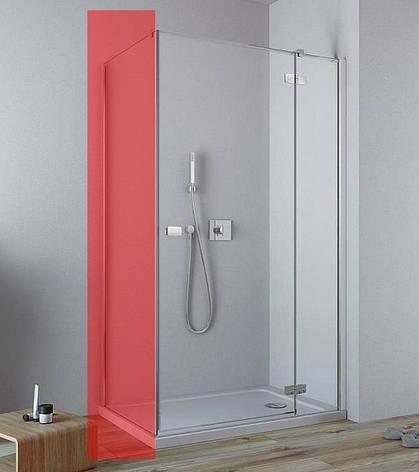 Двері для душової кабіни Radaway Fuenta New KDJ 80 праві (384043-01-01R), фото 2