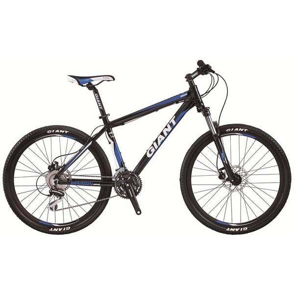 Горный велосипед Giant Rincon Disc черный/синий M/19 (GT)