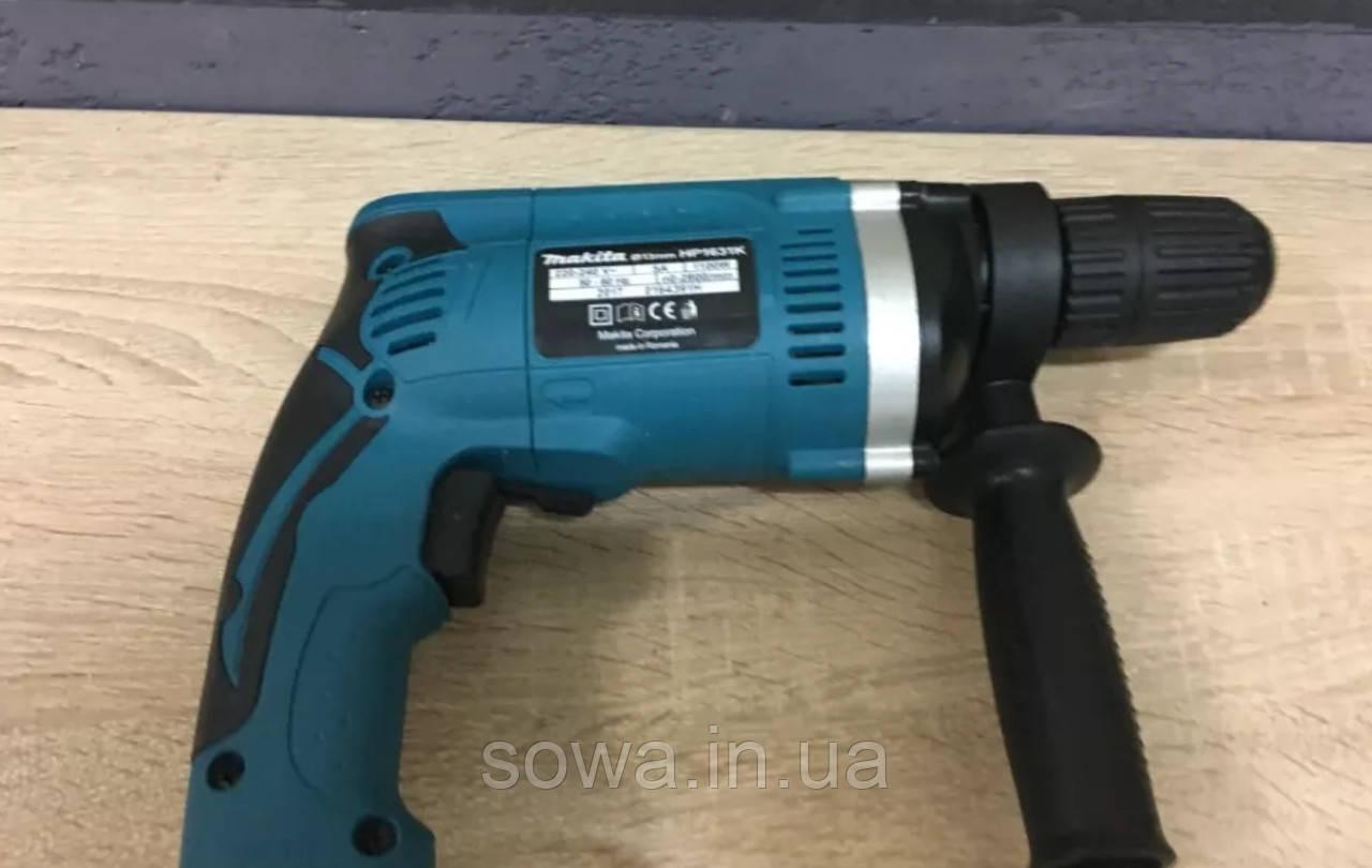 ✔️Ударная дрель Makita HP1631K ( 1200Вт ) Гарантия качества