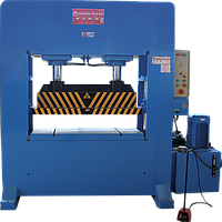 Гидравлический штамповочный пресс HSF 400 Hidroliksan