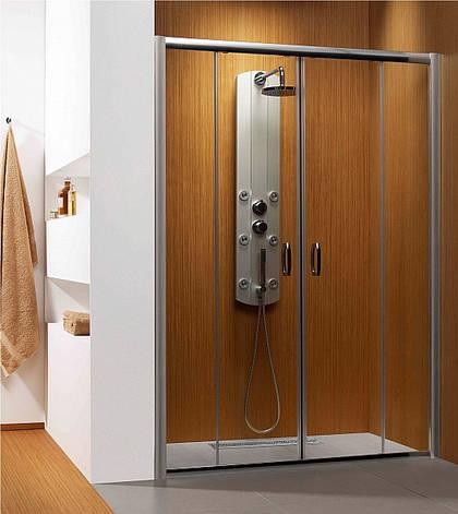 Душові двері в нішу Radaway Premium Plus DWD 140 (33353-01-01N), фото 2