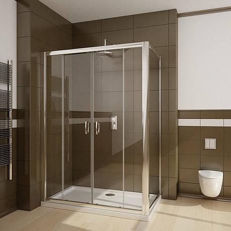 Бокова Стінка для душової кабіни Radaway Premium Plus S 90 (33403-01-01N), фото 2
