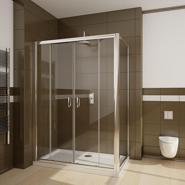 Бокова Стінка для душової кабіни Radaway Premium Plus S 90 (33403-01-08N)