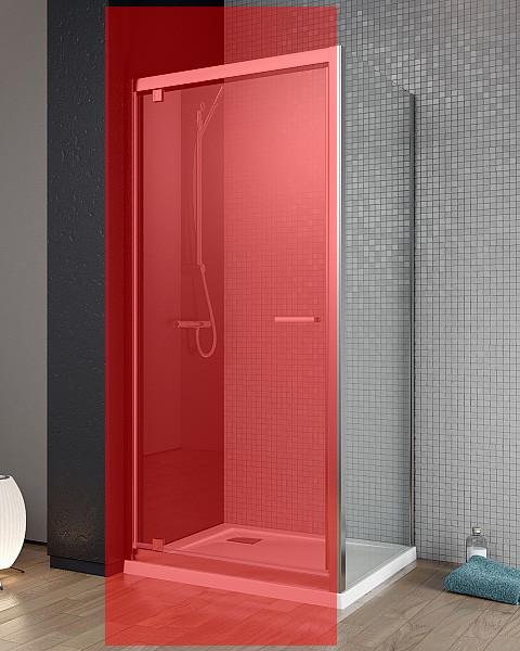 Бокова Стінка для душової кабіни Radaway Twist S 80 (382011-01)