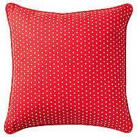 Декоративная подушка IKEA MALINMARIA 40x40 см (404.262.42)
