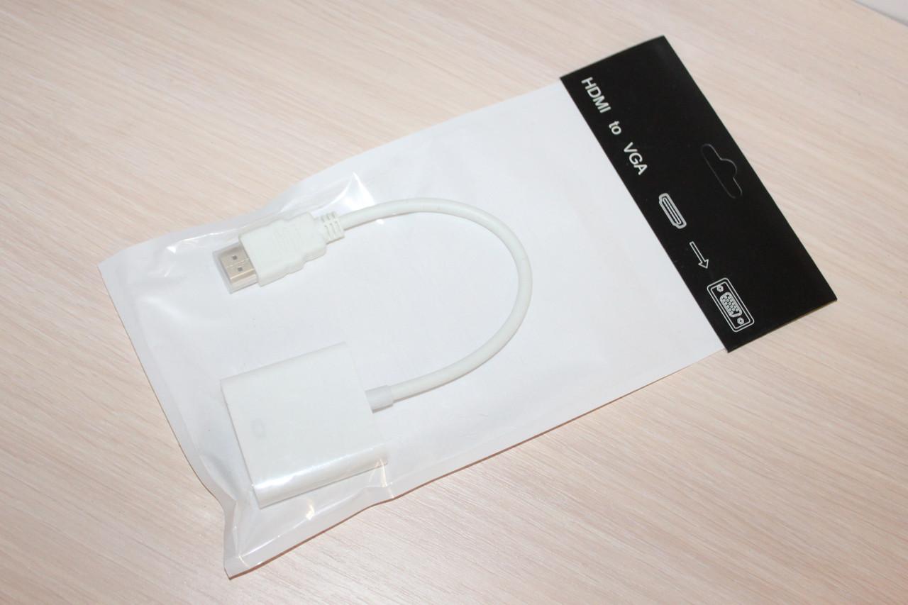 Переходник-Конвектер HDMI на VGA
