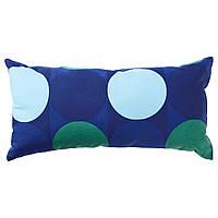 Декоративная подушка IKEA KROKUSLILJA 30x60 см (004.258.43), фото 1