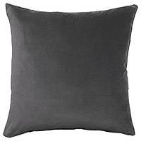 Наволочка на декоративную подушку IKEA SANELA 50x50 см (804.717.32), фото 1