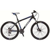 Горный велосипед Giant Rincon Disc черный/синий L/21 (GT)