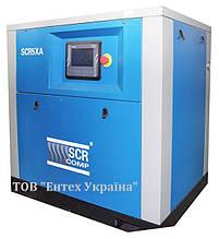 SCR5XA спиральный безмасляный компрессор SCR. Мощность 3,75 кВт. Давление 8 и 10 бар.