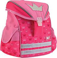 Рюкзак детский каркасный YES  К-27 Princess Розовый (556527)