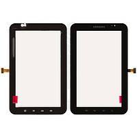 Сенсорный экран для планшетов Samsung P1000 Galaxy Tab, P1010 Galaxy Tab , черный