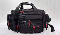 Рыболовная Сумка , Сумка для рыболовных снастей , сумка   карповая , термо сумка  MmFishing