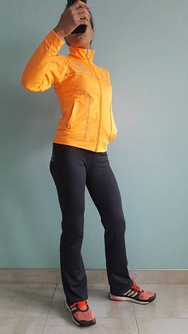 Костюм спортивный женский Metca со стразами, фото 2