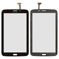 Сенсорный экран Samsung P3200 Galaxy Tab3, P3210 Galaxy Tab 3, T210, T2100, бронзовый, (версия 3G)