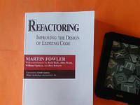 Refactoring: Improving the Design of Existing Code, Martin Fowler, Kent Beck, John Brant, William Opdyke, Don Roberts