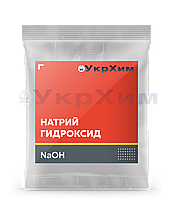 Гидрооксид натрия, щёлочь, NaOH, каустическая сода (Россия) 42грн/кг