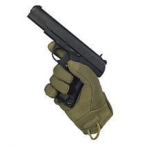 M-TAC ПЕРЧАТКИ ASSAULT TACTICAL MK.5 OLIVE, фото 3