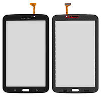Сенсорный экран Samsung P3200 Galaxy Tab3, P3210 Galaxy Tab 3, T210, T2100, черный, (версия Wi-fi)