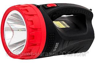 Фонарь аккумуляторный Intertool - 25 LED x 5 Вт