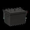 Коптильня горячего копчения Дид Коптенко малая с покраской (380X320X300)