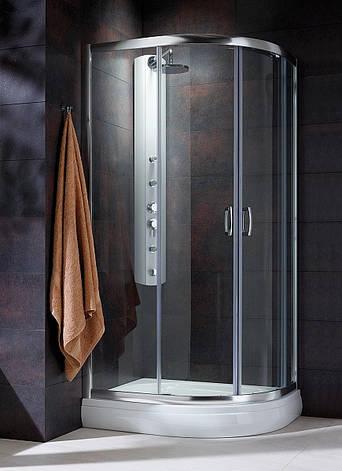 Душова кабіна Radaway Premium Plus E 1000 x 800 (30491-01-08N), фото 2