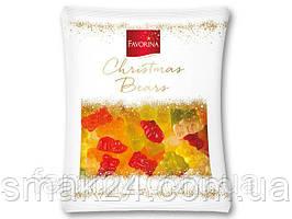 Желейные конфеты Мишки Favorina Christmas Mix Германия 200г