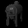 Печь калорифер Брест 200 (Булерьян Тип 01) с вертикальным выходом теплого воздуха