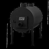 Печь калорифер Брест 500 (Булерьян Тип 03) с вертикальными тепловыми выходами, фото 1