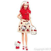 Barbie Колекційна лялька Барбі Hello Kitty Doll Барбі Гелоу Кітті  Барби Хелоу Китти