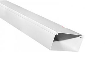 Кабельный канал Sokol 80х40 (24) Standard белый