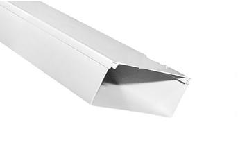 Кабельный канал Sokol 100х40 (24) Standard белый