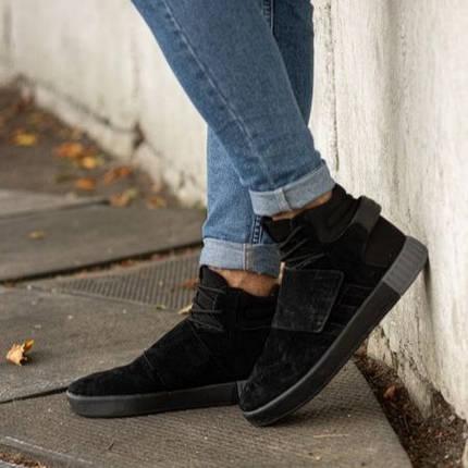 Мужские кроссовки в стиле Adidas Tubular Invader, фото 2