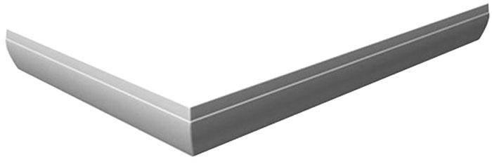 Панель для піддона Ravak Gigant Pro CHROME 100x80 SET R біла (XA83AP01010), фото 2