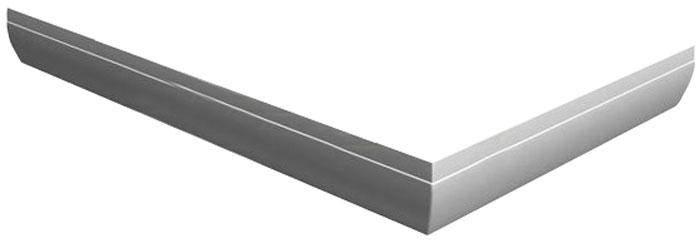 Панель для піддона Ravak Gigant Pro CHROME 110x80 SET L біла (XA83DL01010), фото 2