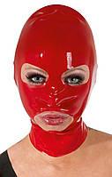 Полная покорность - Латексная маска - Latex-Kopfmaske Größe: S/M