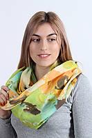 Снуд Алессандра желтый 90*65 (H-17-15WB)