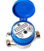 """Счетчик для холодной воды Gross 1/2"""" 110 мм 1,5 куб. без штуцера"""