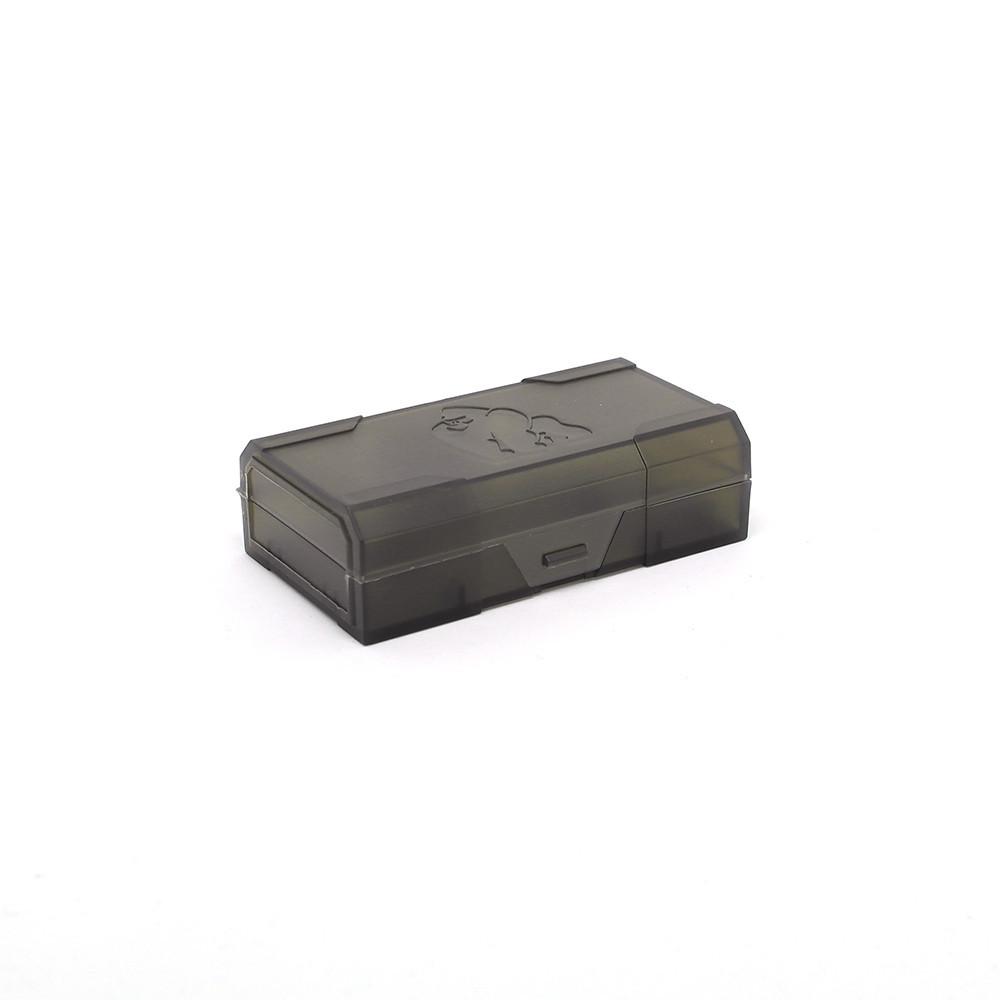 Универсальный футляр Chubby Gorilla для 18650 x 2 аккумуляторов Black