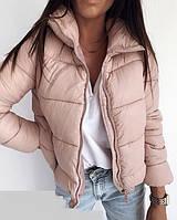 Куртка женская на синтепоне батал, фото 1