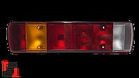 Задній ліхтар з підсвіткою та фішкою LH Scania 4, 5