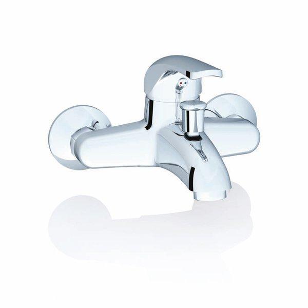 Змішувач для ванни Ravak Rosa 150 мм без лійки RS 022.00/15 (X070011)