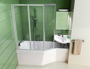 Змішувач для ванни Ravak Rosa 150 мм без лійки RS 022.00/15 (X070011), фото 3