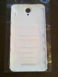 Крышка аккумулятора Fly IQ4514 Quad белая (оригинал), фото 2