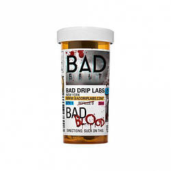 Жидкость для электронных сигарет Bad Drip Salt Bad Blood 45 мг 30 мл