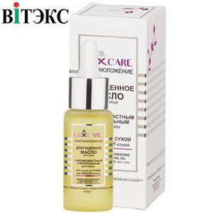 Витэкс - Lux Care Драгоценное масло для лица с антивозрастным и питательным действием 30ml