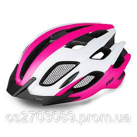 Шолом R2 Tour M 56-58 см White/Pink/Black