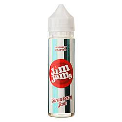Жидкость для электронных сигарет 3Ger VapeHackers Jim Jams Strawberry 3 мг 60 мл
